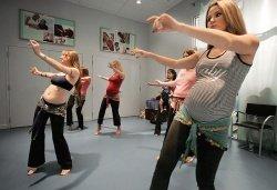 Танцы для беременных