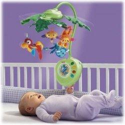 Какие игрушки нужны новорожденным